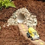 DIY Toy Car Tunnel