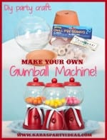 Make your own Gum Ball Machine