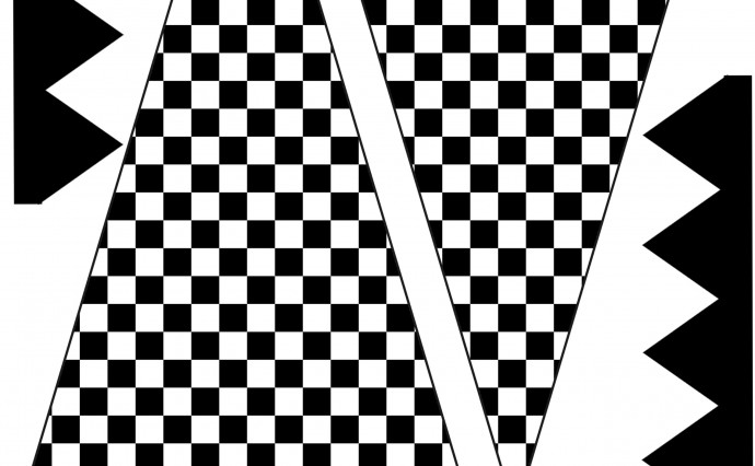 Free Checkered Flag Printables More