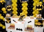 Cool Batman Party Backdrop