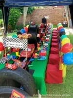 Car Party Theme
