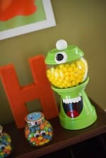 DIY Monster Bash GumBall Machine