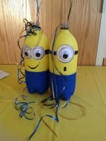 D.I.Y. Despicable Me Table Centrepiece