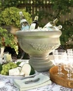 Transform a Garden Urn into an Ice Bucket