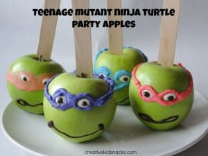 Teenage Mutant Ninja Turtle Apples Upper Sturt General Store