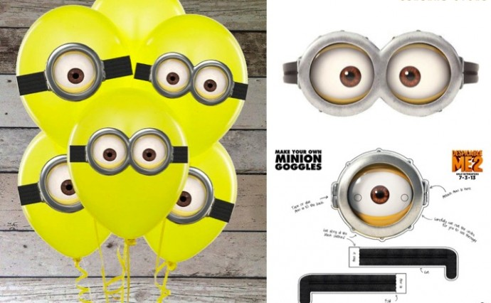 Despicable Me Free Printables Upper Sturt General Store
