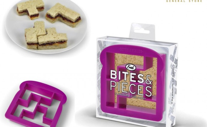 Bites and Pieces Only $9.95