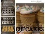 Ice Cream Cupcakes Holder