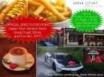 Targa Adelaide Rally 2013 – Official Spectator Point