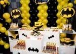 Cool Batman Party Backdrop