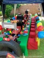Car Party Theme