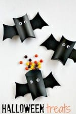 Halloween Inspired Treat Boxes