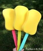 DIY Balloon Boppers