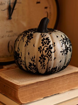 No Carve Halloween Pumpkin