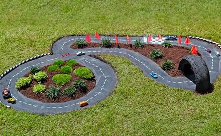 Create your own Backyard Bathurst Race Track