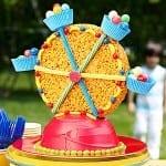 Ferris Wheel Carnival Cake